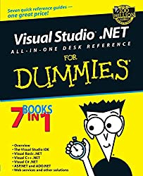 Image of the product Visual StudioNET All in that is listed on the catalogue brand of Brand: For Dummies.