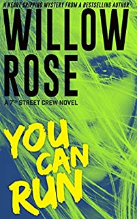 You Can Run by Willow Rose ebook deal