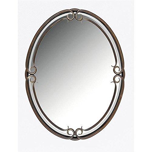 Quoizel Mirror Vanity Lighting Large Bronze ()