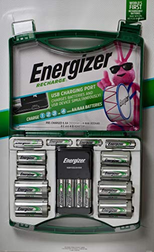 Rechargeable Battery Set