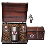 Arizona State Sun Devils Wine Chest Set