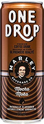 Marley Beverages One Drop Coffee, 11 Ounce (Pack of 12)