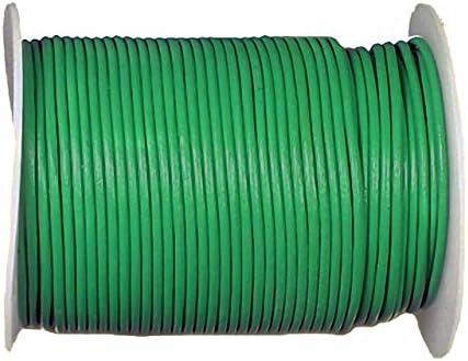 Magic and Arts 10m Lederband mint 1mm