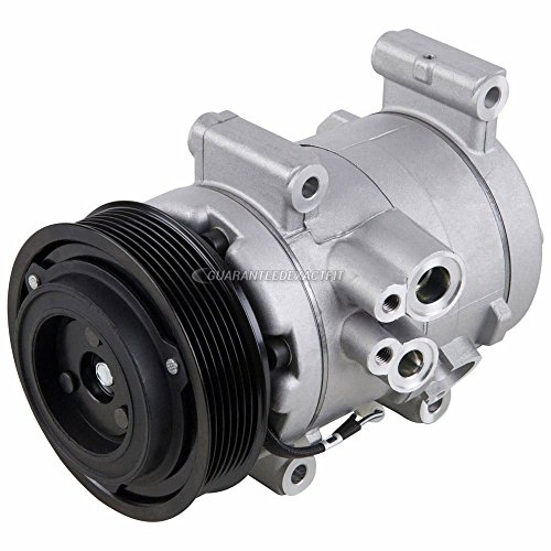 - AC Compressor & A/C Clutch For Toyota Tacoma 2005 2006 2007 2008 2009 2010 2011 2012 2013 2014 2015 - BuyAutoParts 60-01927NA New