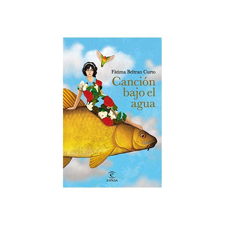 Reseña de la novela Canción bajo el agua de Fàtima Beltrán