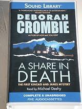 a share in death crombie deborah
