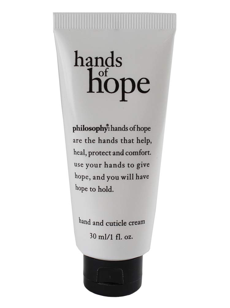 Philosophy Hands of Hope Hand And Cuticle Cream Philosophy 1 oz Cream