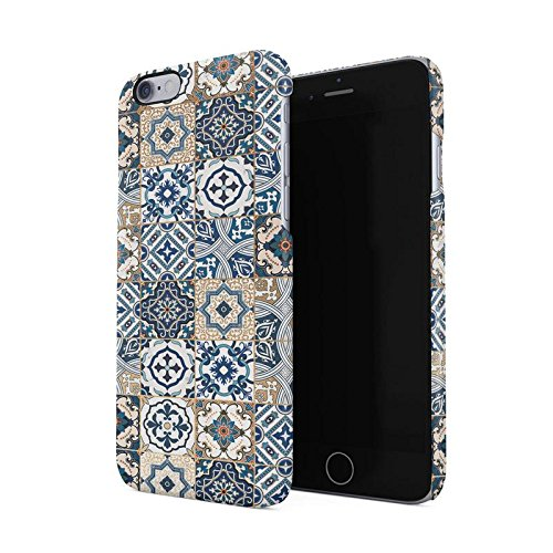 Colourful Moroccan Mosaic Pattern Hard Plastic Phone Case For iPhone 6 & iPhone 6s