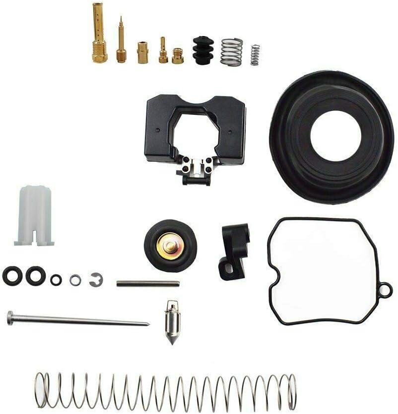 Masskko Vergaser-Reparatursatz f/ür Harley CV40 27421-99C 27490-04 CV 40 mm