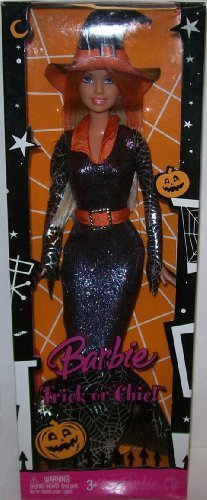 Barbie Trick or Chic! 2007 Halloween
