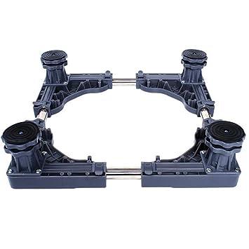 sbdv Estante/soporte/mueble Base ajustable para lavadora Lavadora ...