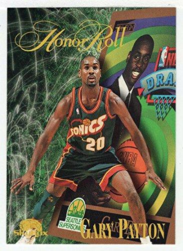 Gary Payton (Basketball Card) 1995-96 Skybox Premium Basketball # 274 from Premium