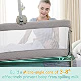 Kidsclub Baby Bedside Sleeper with 2 Replaceable