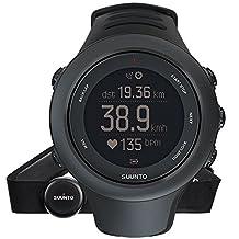 Suunto Ambit3 Sports HR GPS Watch - Black by Suunto