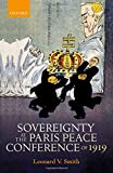 img - for Sovereignty at the Paris Peace Conference of 1919 (The Greater War) book / textbook / text book
