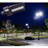 1000LED LED Shoebox Pole Light, 100W