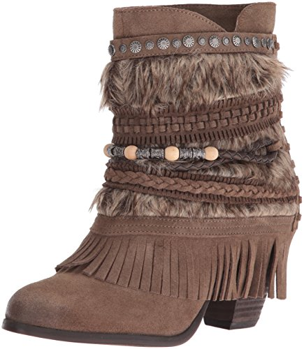 Monkey Naughty Sanchez Taupe Boot Women's STzpqd