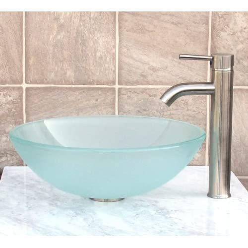 Glass Sink: Amazon.com