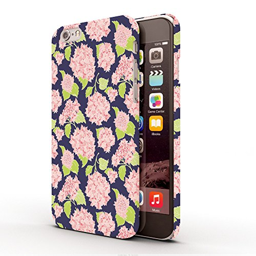 Koveru Back Cover Case for Apple iPhone 6 - Flower Pattern