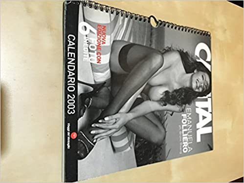 Emanuela Folliero Calendario.Amazon It Calendario 2003 Emanuela Folliero Capital