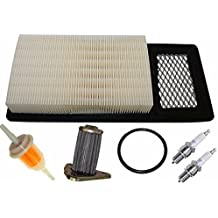 EZGO TXT, MEDALIST GOLF CART TUNE UP KIT 1994-2005 4 CYCLE GAS OIL AIR FILTER