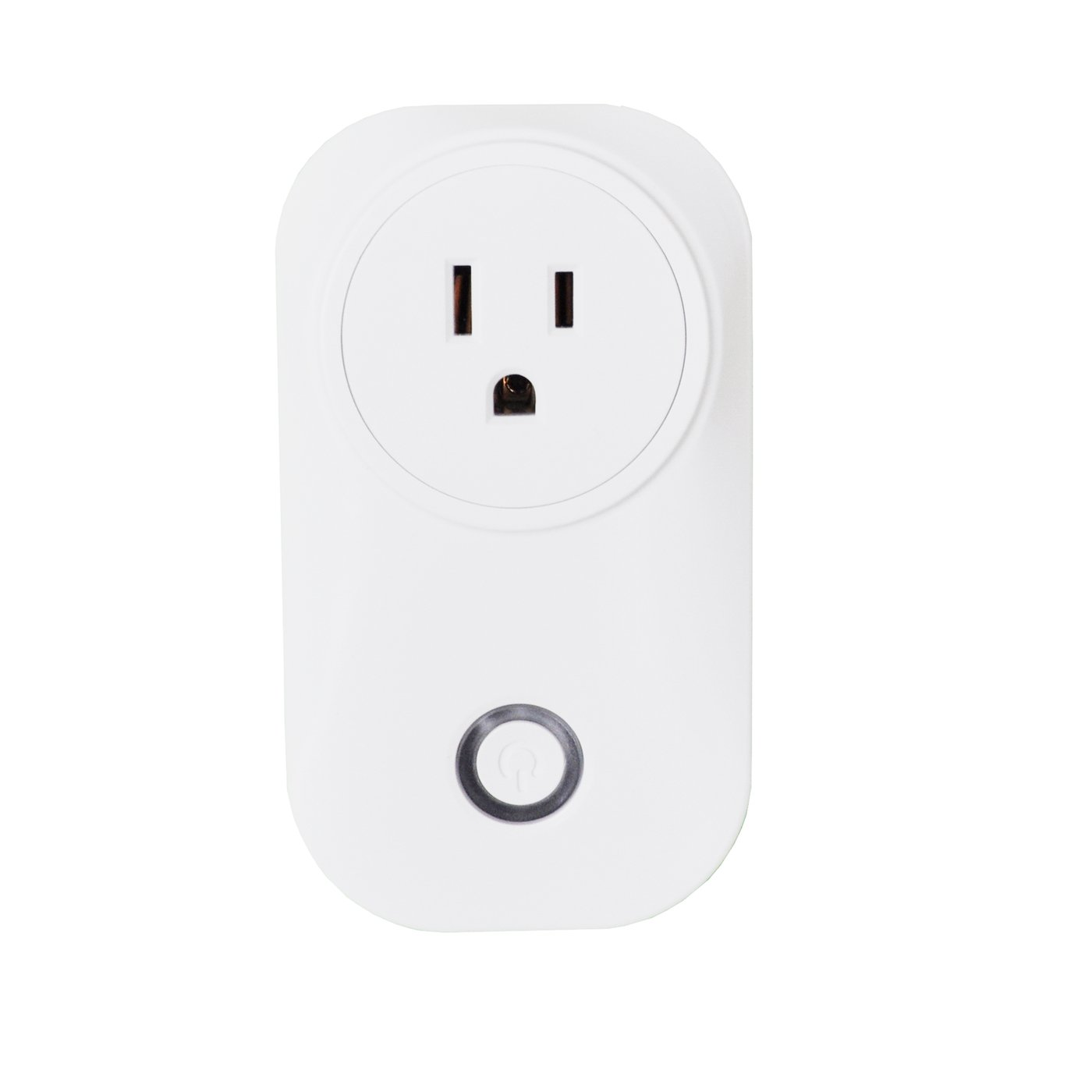 Smart ZigBee Plug Socket for Smart Home Automation with SmartThings and Amazon Echo Plus Hue Hub Needed for Amazon Alexa and Google Assistant Voice Control