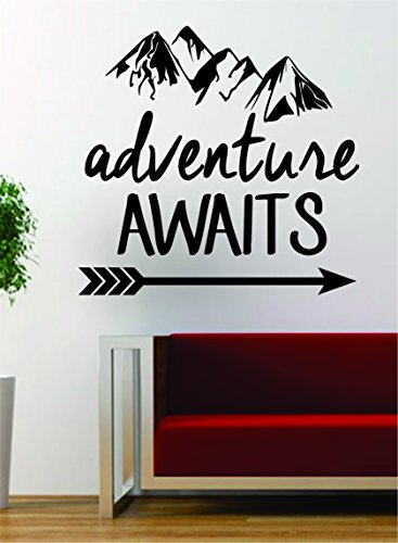 adventure awaits v2 mountains arrow