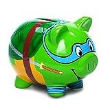 ninja turtle piggy bank - Completely Custom {6