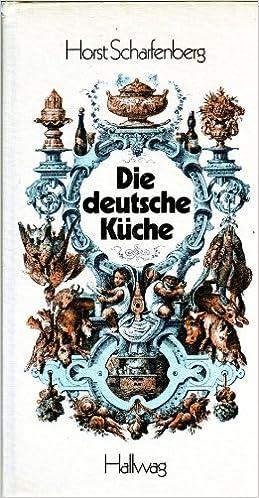 Die Deutsche Kuche German Edition Horst Scharfenberg