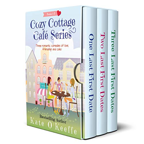 Cozy Cottage Café Series: Volume 1: Three romantic comedies of love, friendship and cake ()