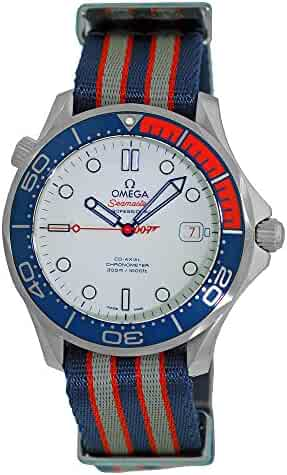 Omega James Bond 007 212.32.41.20.04.001 Commanders Automatic Men's Watch