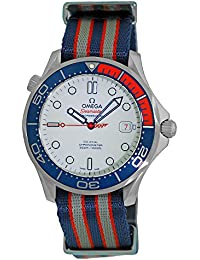 James Bond 007 212.32.41.20.04.001 Commanders Automatic Men's Watch