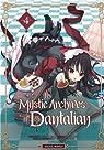 The Mystic Archives of Dantalian, tome 4 par Mikumo