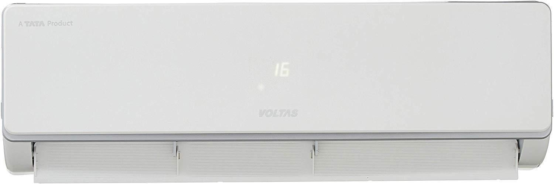 Voltas 1.5 Ton Hot and Cold Split AC (Copper 18H SZS White)