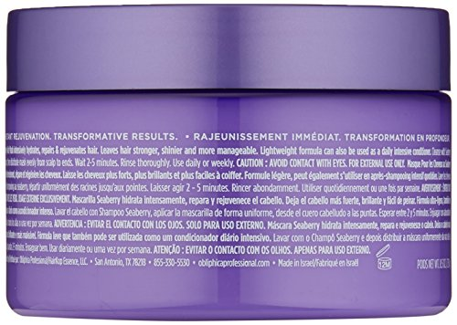 Obliphica Professional Seaberry Medium to Coarse Mask, 8.5 oz. by Obliphica Professional (Image #4)