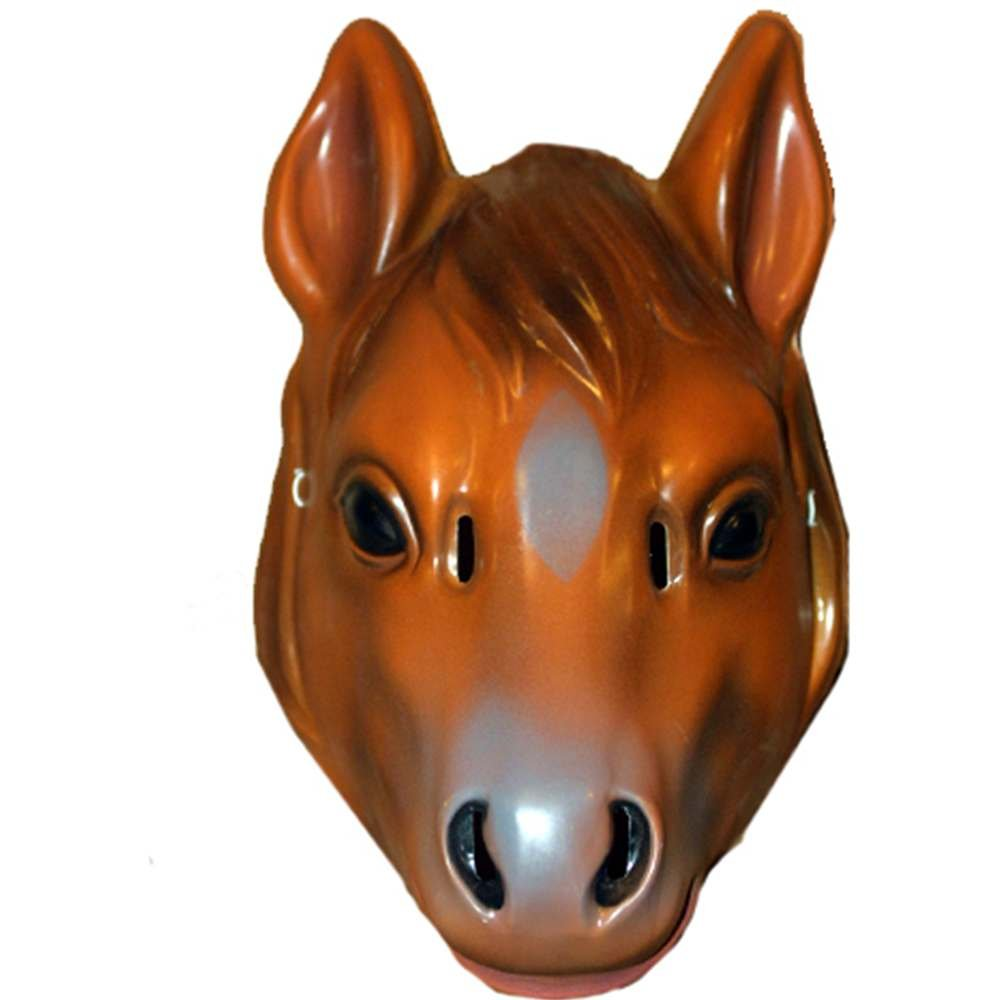 Forum Novelties Horse Mask Child Brown One Size
