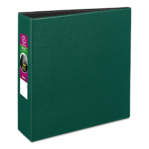 Avery 27653 Durable Binder with Slant Rings, 11 x 8 1/2, 3