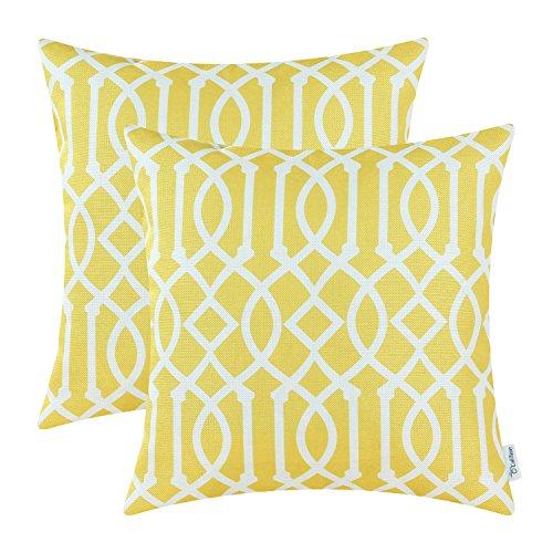 throw background buyart on pillow leaves decor yellow banana pillows