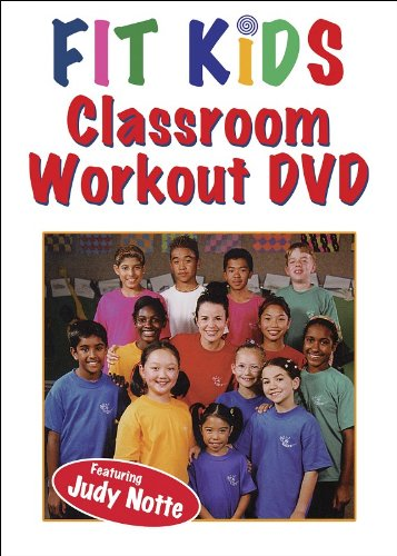 Fit Kids Classroom Workout DVD product image