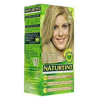 Naturtint Color de pelo permanente 9N rubio de miel 5,28 fl oz