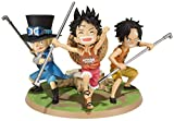 Tamashii Nations Bandai Luffy & Ace & Sabo A Promise of Brothers One Piece  Action Figure