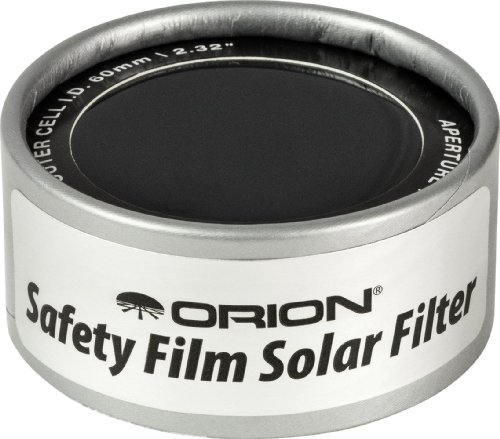 Orion 7784 2.32-Inch ID E-Series Safety Film Solar Filter by Orion