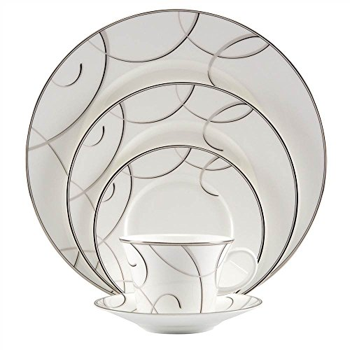 Nikko Elegant Swirl 5 Piece Place (Elegant Swirl)