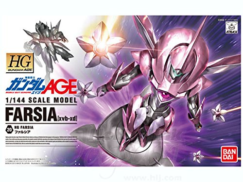 Bandai Hobby 20 Farsia Gundam Age 1/144 - High Grade Age