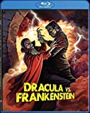 Dracula Vs. Frankenstein [Blu-ray]