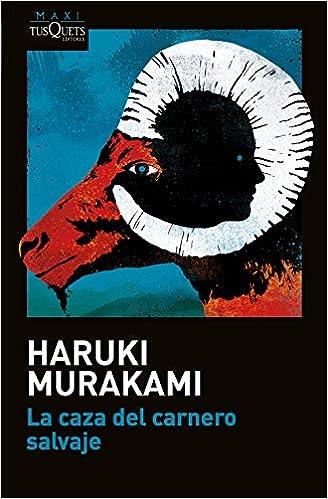 La caza del carnero salvaje (MAXI): Amazon.es: Haruki Murakami, Gabriel Álvarez Martínez: Libros