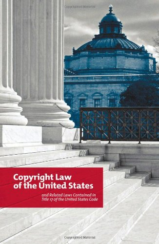 Copyright Law of the United States: And Related Laws Contained in Title 17 of the United States Code, Circular 92 (United States Code Title 17 compare prices)