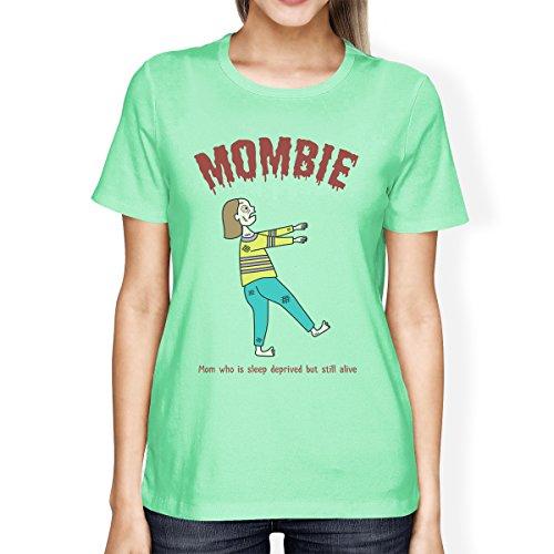 de Camiseta 365 manga corta Talla Printing para mujer ERwwqp