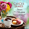 The Sweet Taste of Murder: An Angel Lake Mystery Audiobook by CeeCee James Narrated by Jennifer Groberg