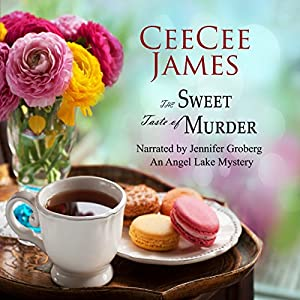 The Sweet Taste of Murder Audiobook